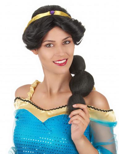 Parrucca Principessa orientale