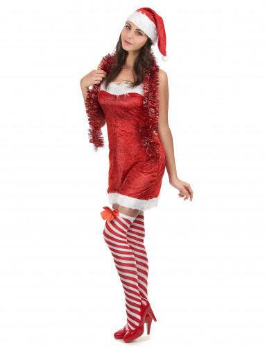 Costume mamma Natale sexy donna-1