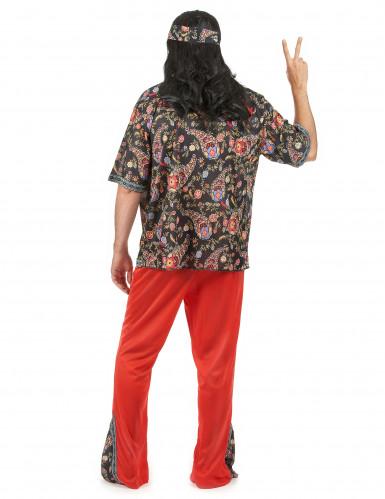 Costume Hippy fantastico per uomo-2