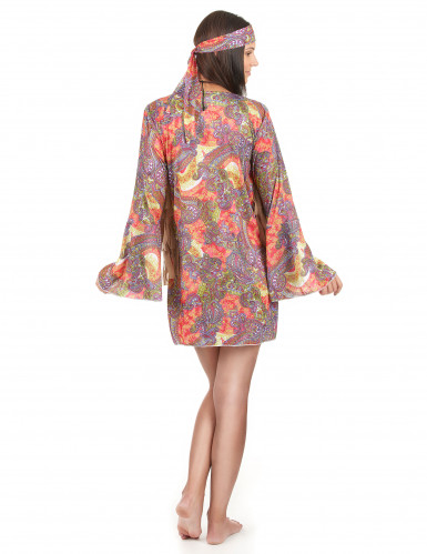 Costume Hippy donna-2
