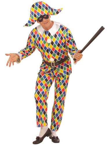 Costume Arlecchino uomo