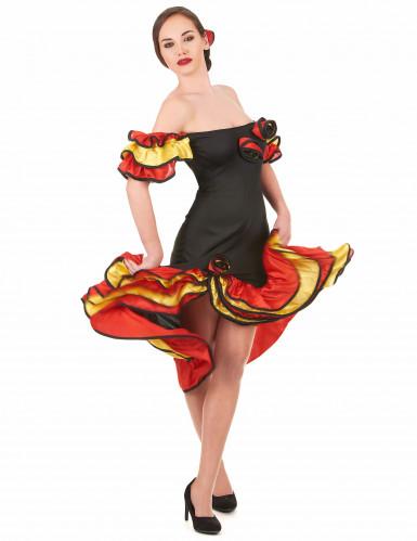 Costume coppia ballerina flamenco madre e figlia-1