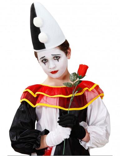Cappello Pierrot bambino