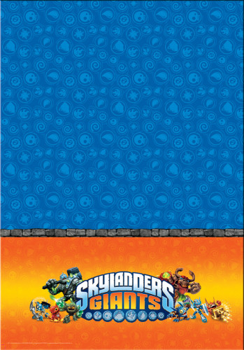 Tovaglia plastica Skylanders™