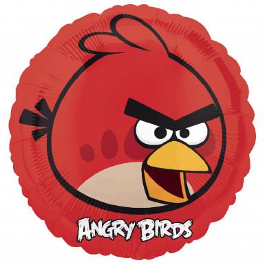 Palloncino in alluminio rosso Angry Birds™