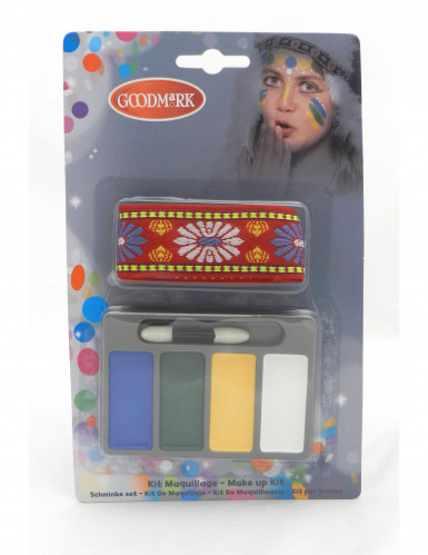 Kit trucco Indiano