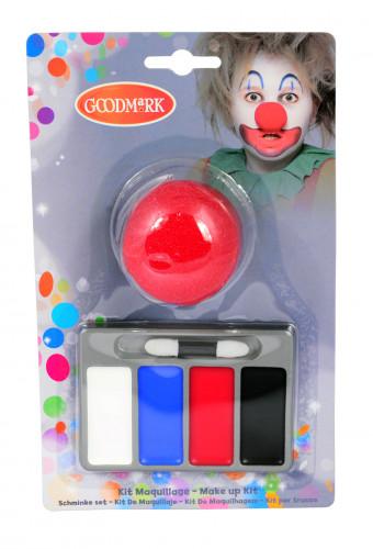 Kit trucco per clown