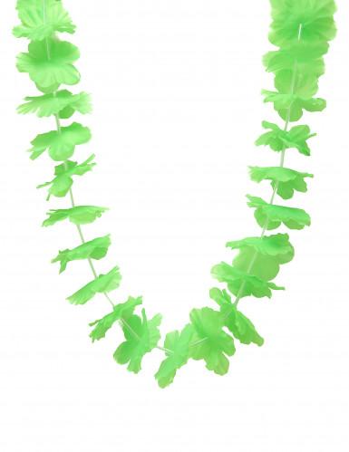 Collana Hawai verde