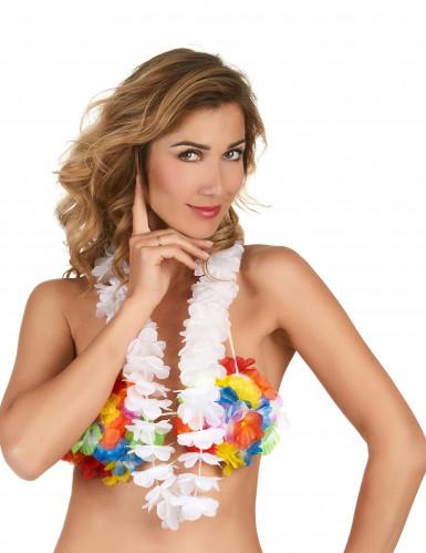 Collana Hawai Bianca-1