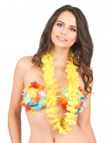 Collana Hawai Gialla-1