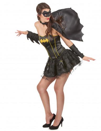 Costume da Batgirl™ sexy con tutù per donna-1