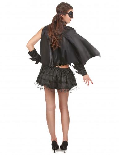 Costume da Batgirl™ sexy con tutù per donna-2