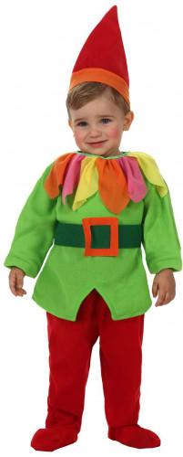 Costume folletto neonato