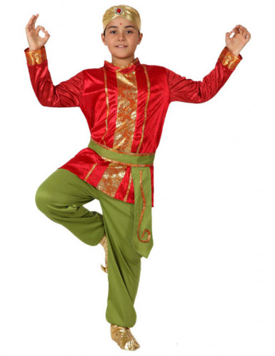 Costume da principe d'India da bambino