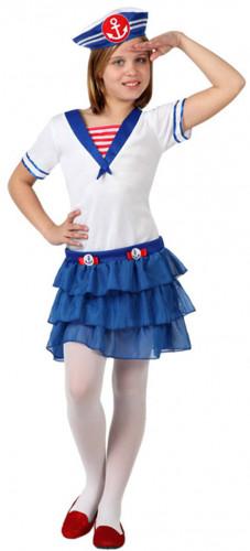 Costume marinaio bambina