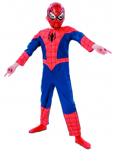 Costume Ultimate Spider-Man™ 3D bambino