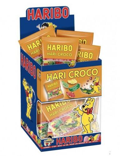 Mini sacchetto di caramelle Haribo croco
