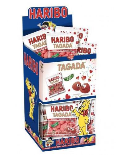 Mini sacchetto di caramelle Haribo tagada