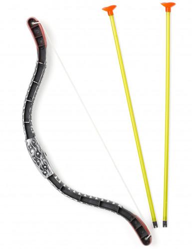 Arco con frecce da bambino-1