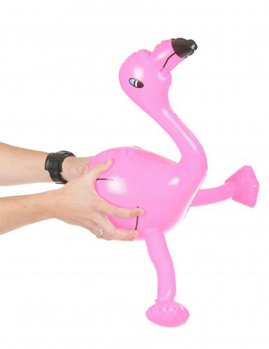 Fenicottero rosa gonfiabile-1