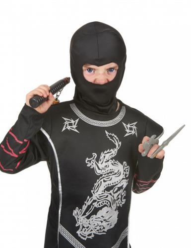 Kit ninja nunchaku bambino-1