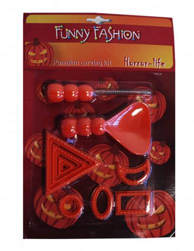 Utensili per modellare la zucca di Halloween-1