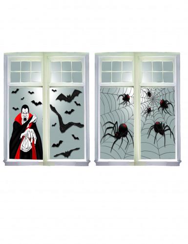 Decorazione per finestre Halloween