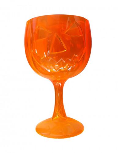 Bicchiere zucca Halloween