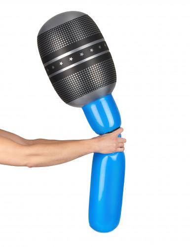 Microfono gonfiabile 76 cm-1