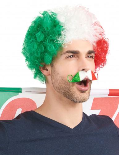 Parrucca afro/clown Italia