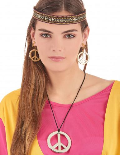 Set gioielli hippie adulto-1