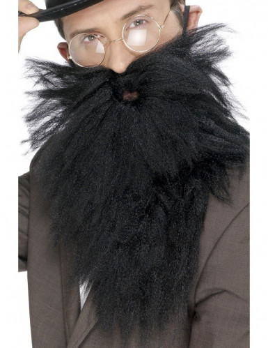 Barba lunga nera