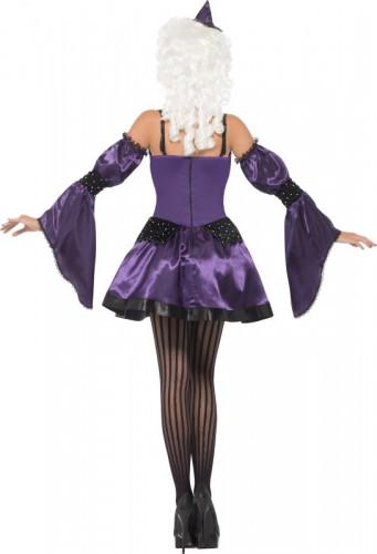 Costume barocco viola -2