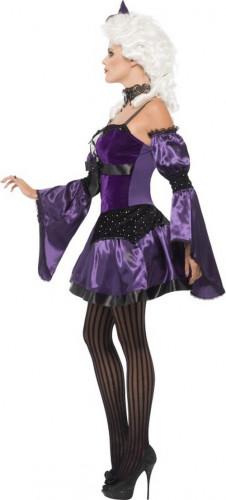 Costume barocco viola -1