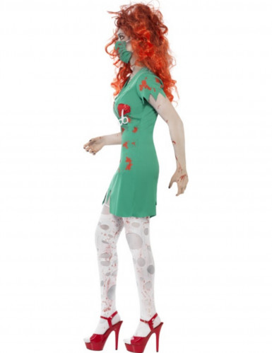 Costume zombie infermiera halloween-1