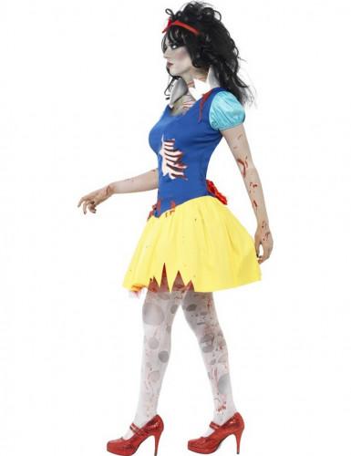 Principessina zombie Halloween-1