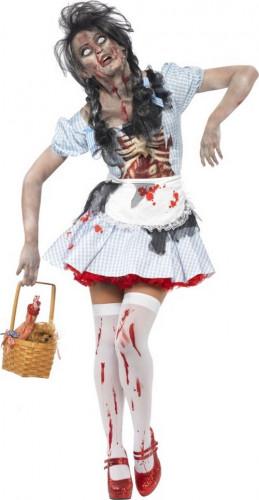 Costume cappuccetto zombie