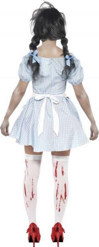 Costume cappuccetto zombie-2