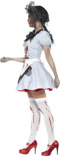 Costume cappuccetto zombie-1