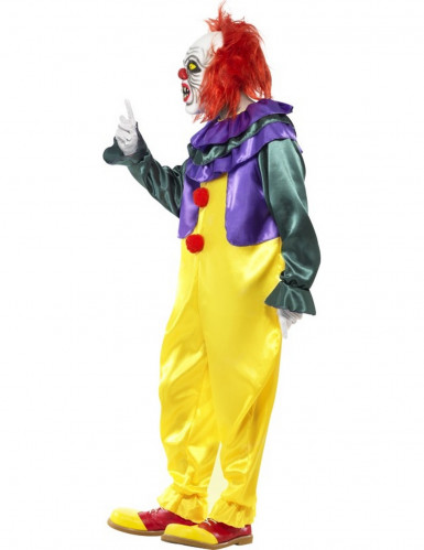 Costume clown terrificante adulto-1