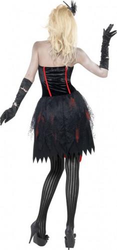 Costume zombie burlesque sexy donna Halloween-2