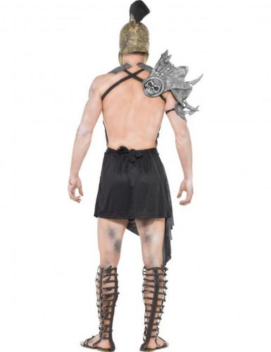 Costume Gladiatore romano Zombie Halloween-2