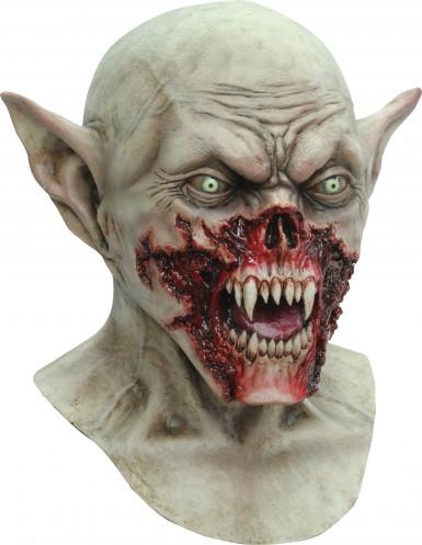 Maschera creatura insanguinata adulto Halloween
