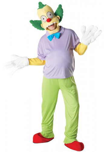 Costume Krusty il clown™
