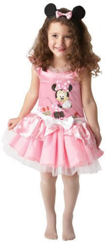 Costume Minnie™ rosa bambina