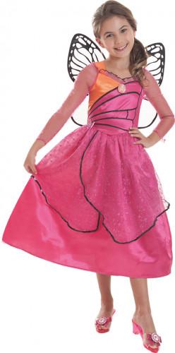 Costume Barbie™ Princesse Mariposa bambina