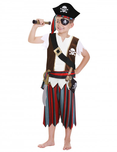 Costume pirata bambino