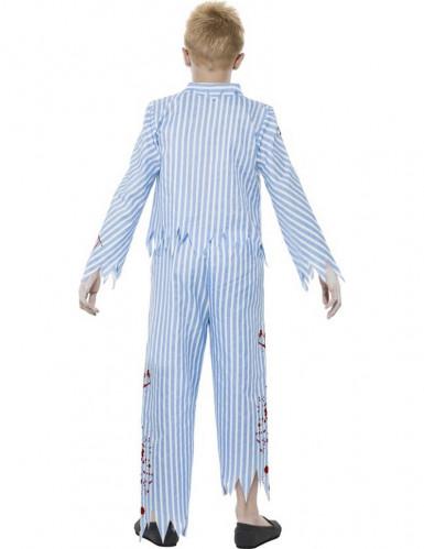 Costume zombie bambino pigiama Halloween-2