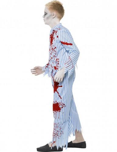 Costume zombie bambino pigiama Halloween-1
