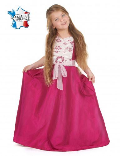 Costume da ballo luxe bambina